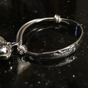 Other - 💲STERLING SILVER BANGLE!